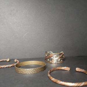 Cuff and bangle bundle